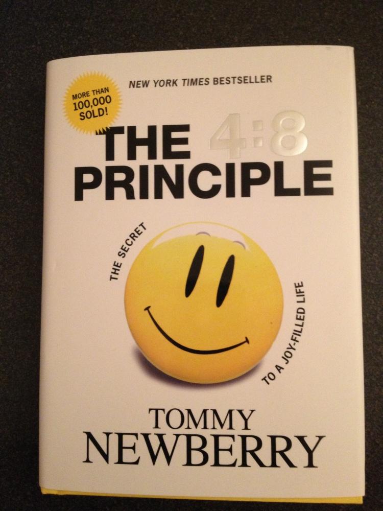 4-8 PRINCIPLE